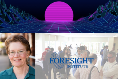 Christine Peterson of the Foresight Institute: Vision Week