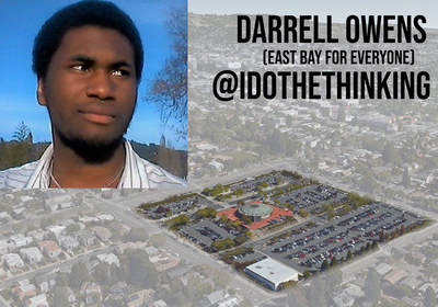 Darrell Owens on the Housing Crisis in the East Bay
